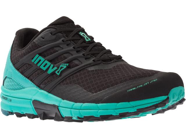 inov-8 Trailtalon 290 - Zapatillas running Mujer - negro/Turquesa